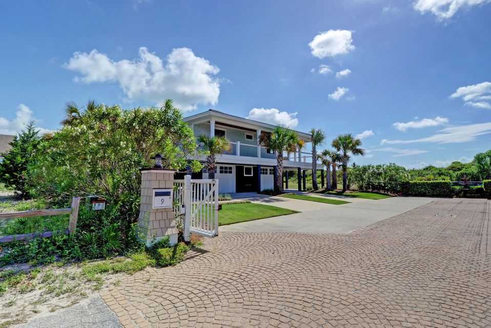 Property for sale at 9 Sand Dollar Lane, Wrightsville Beach,  NC 28480