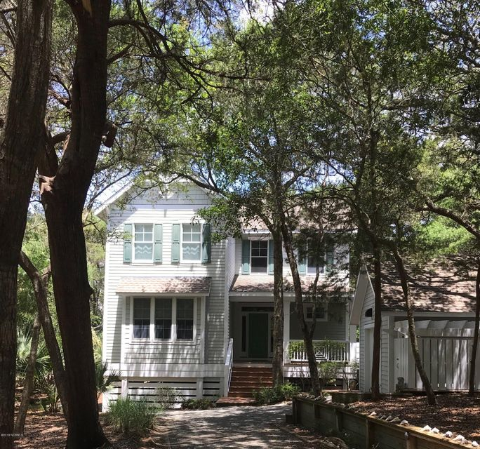 15  Fort Holmes   Trail, Bald Head Island, North Carolina