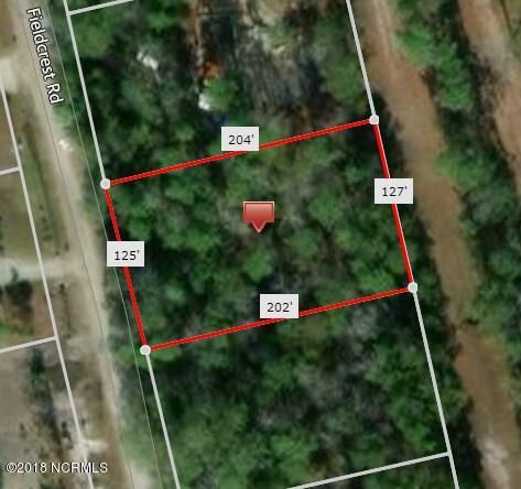 2200 Fieldcrest (+ 4 Lots) Road,Southport,North Carolina,Wooded,Fieldcrest (+ 4 Lots),100118323