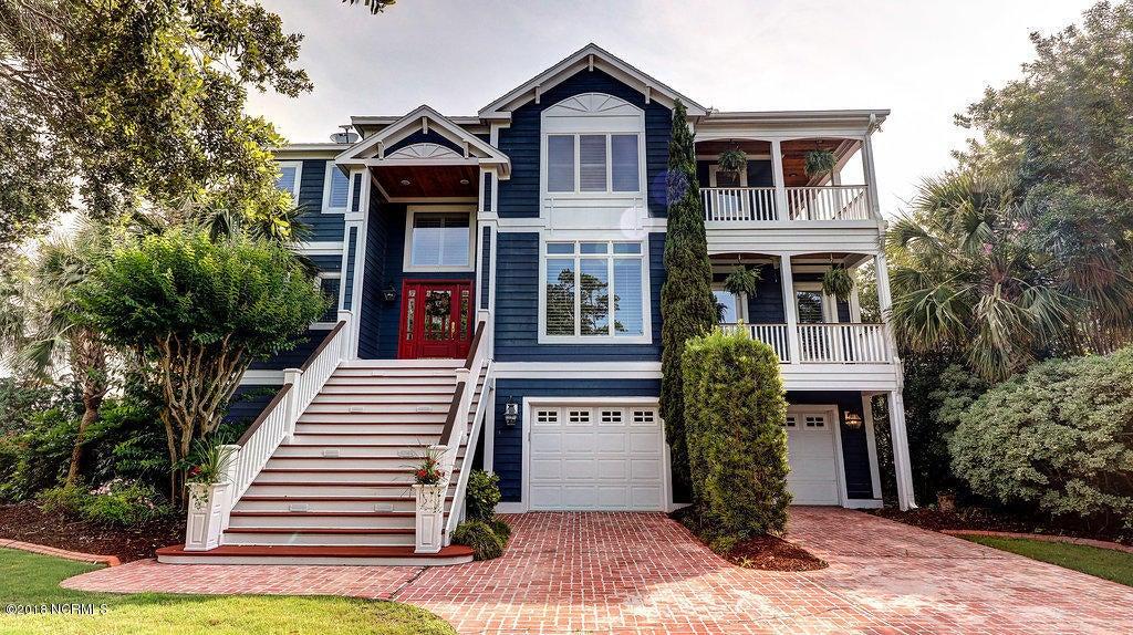 5244 Masonboro Harbour Drive,Wilmington,North Carolina,7 Bedrooms Bedrooms,16 Rooms Rooms,4 BathroomsBathrooms,Single family residence,Masonboro Harbour,100120635
