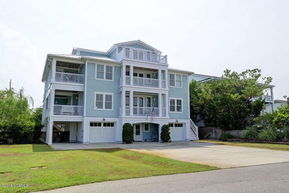 101 Parmele Boulevard,Wrightsville Beach,North Carolina,6 Bedrooms Bedrooms,11 Rooms Rooms,4 BathroomsBathrooms,Single family residence,Parmele,100118035