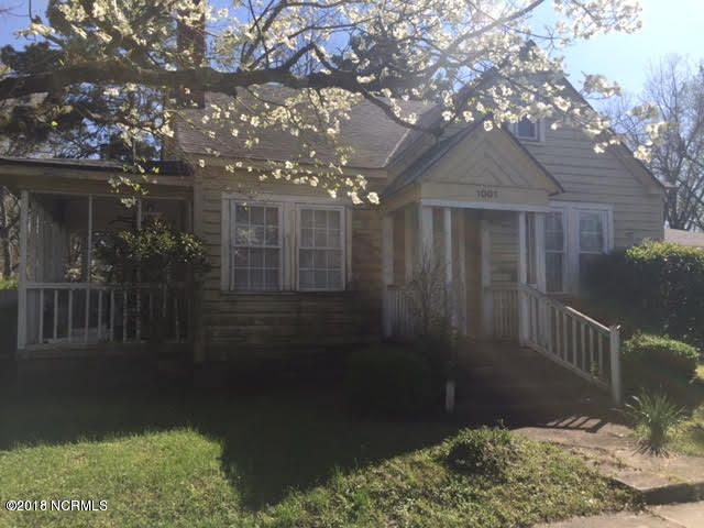 1001 Colonial Avenue,Greenville,North Carolina,3 Bedrooms Bedrooms,6 Rooms Rooms,2 BathroomsBathrooms,Single family residence,Colonial,100122403