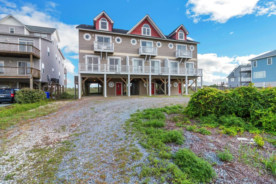 3868 Island Drive,North Topsail Beach,North Carolina,4 Bedrooms Bedrooms,6 Rooms Rooms,3 BathroomsBathrooms,Townhouse,Island,100127561