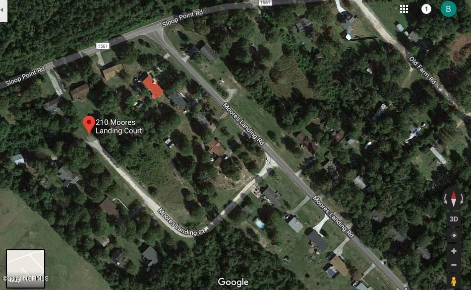 210 Moores Landing Court,Hampstead,North Carolina,Residential land,Moores Landing,100128455