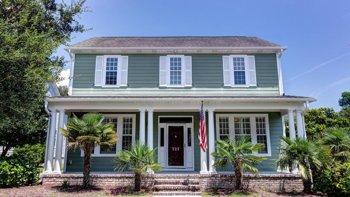 Property for sale at 323 Bluffton Court, Wilmington,  NC 28411