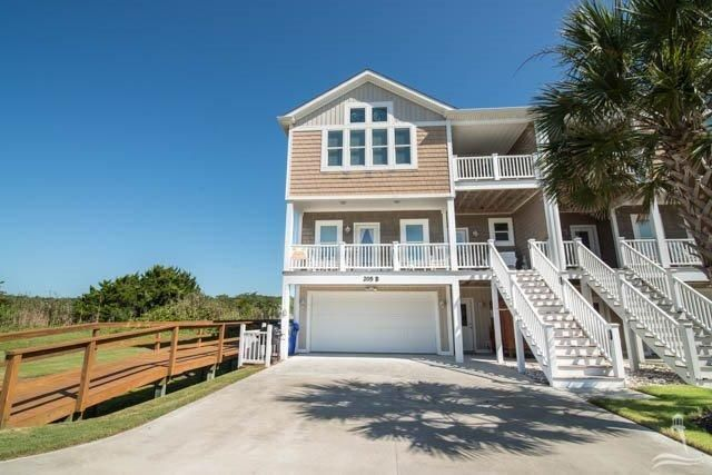 Property for sale at 205 16th Place Unit: B, Oak Island,  NC 28465