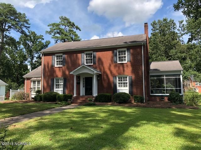 606 Bank Street,Washington,North Carolina,4 Bedrooms Bedrooms,9 Rooms Rooms,3 BathroomsBathrooms,Single family residence,Bank,100103355