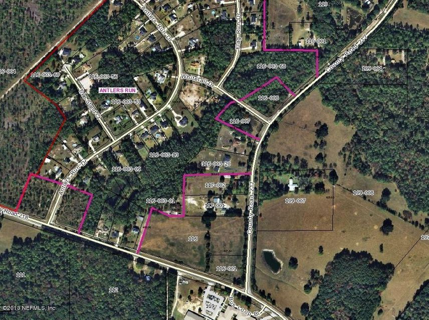 COUNTY ROAD 217,JACKSONVILLE,FLORIDA 32234,Vacant land,COUNTY ROAD 217,657458