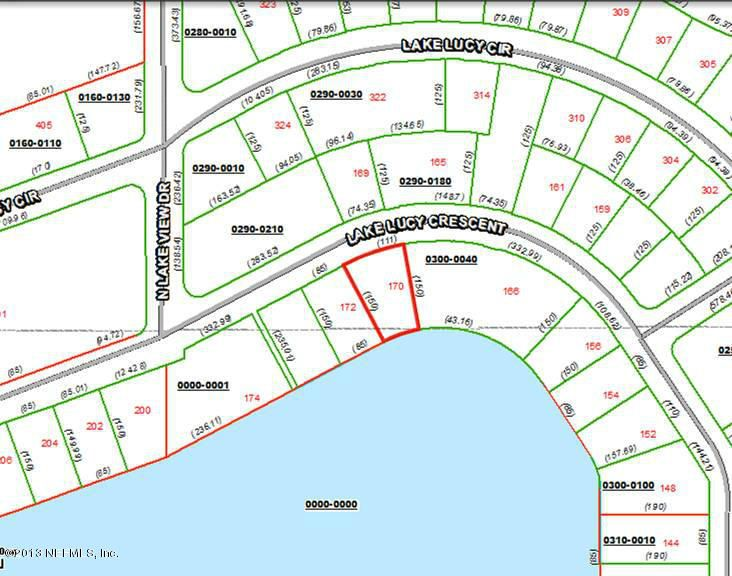 Lake Lucy Crescent,INTERLACHEN,FLORIDA 32148,Vacant land,Lake Lucy Crescent,681545