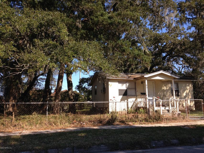 63 & 65 WEST, ST AUGUSTINE, FLORIDA 32084-4241, ,Vacant land,For sale,WEST,703747
