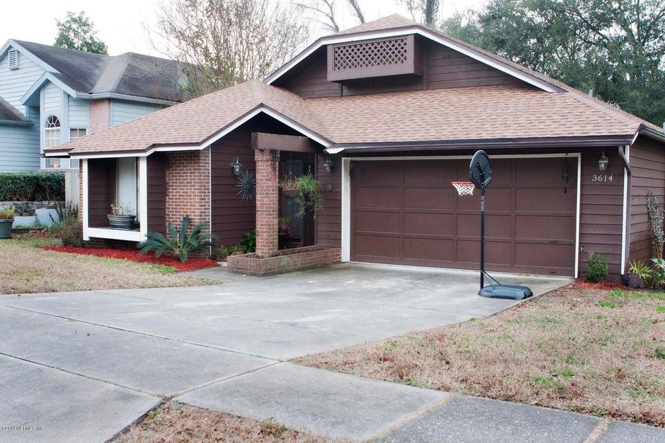 3614 Bridgewood DR JACKSONVILLE, FL 32277
