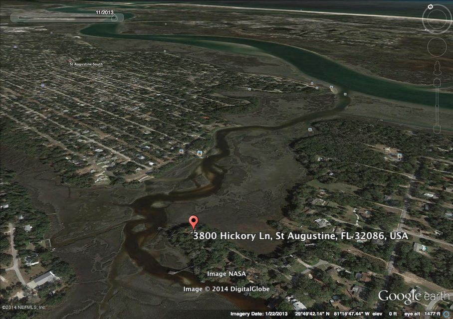3800 HICKORY LN ST AUGUSTINE, FL 32086