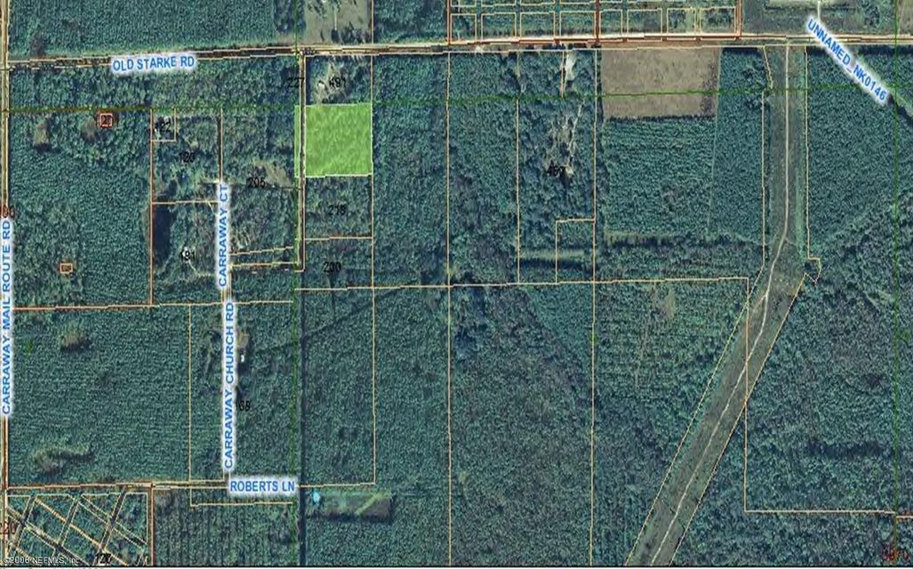 CARRAWAY CHURCH,PALATKA,FLORIDA 32177,Vacant land,CARRAWAY CHURCH,739940