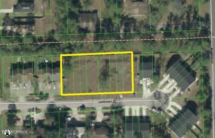8329-8357 HOMEPORT, JACKSONVILLE, FLORIDA 32244, ,Vacant land,For sale,HOMEPORT,765213