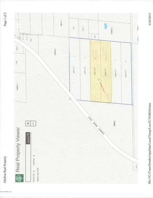 00 COUNTY ROAD 219-A,MELROSE,FLORIDA 32666,Vacant land,COUNTY ROAD 219-A,780138