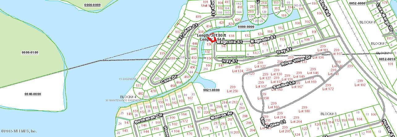 146 MAGNOLIA, SATSUMA, FLORIDA 32189, ,Vacant land,For sale,MAGNOLIA,780896