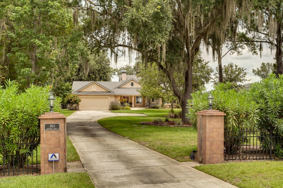 1813 LAKESHORE,FLEMING ISLAND,FLORIDA 32003,3 Bedrooms Bedrooms,3 BathroomsBathrooms,Residential - single family,LAKESHORE,784883