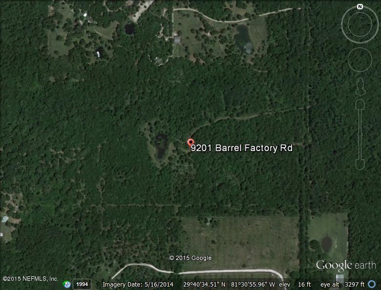 9201 BARREL FACTORY,HASTINGS,FLORIDA 32145,Vacant land,BARREL FACTORY,792321