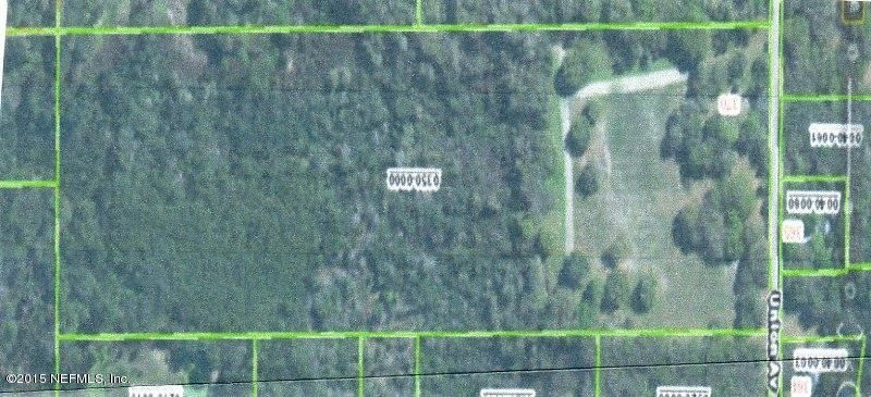 370 UNION- CRESCENT CITY- FLORIDA 32112, ,Vacant land,For sale,UNION,796440