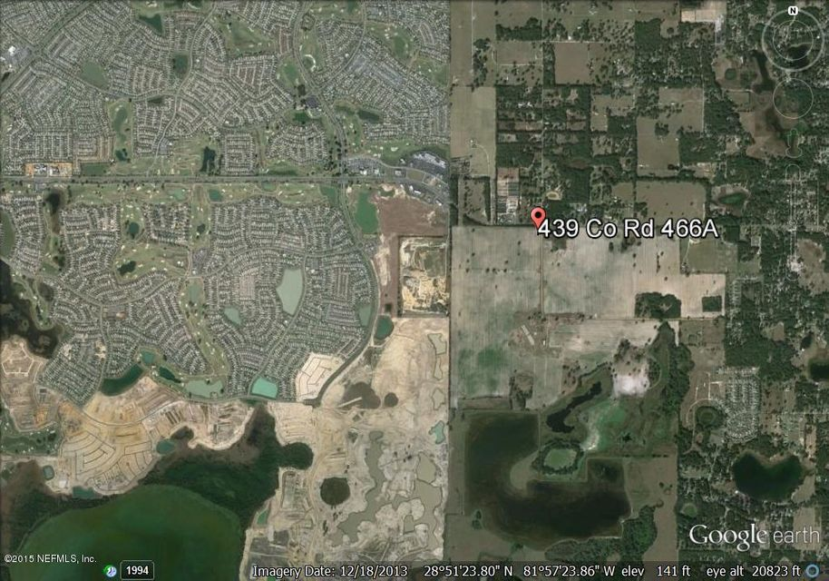 439 COUNTY ROAD 466A,FRUITLAND PARK,FLORIDA 34731,Vacant land,COUNTY ROAD 466A,790309