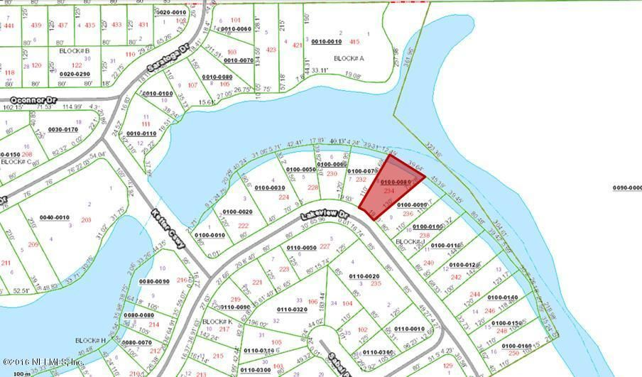 234 LAKEVIEW, SATSUMA, FLORIDA 32189, ,Vacant land,For sale,LAKEVIEW,820516