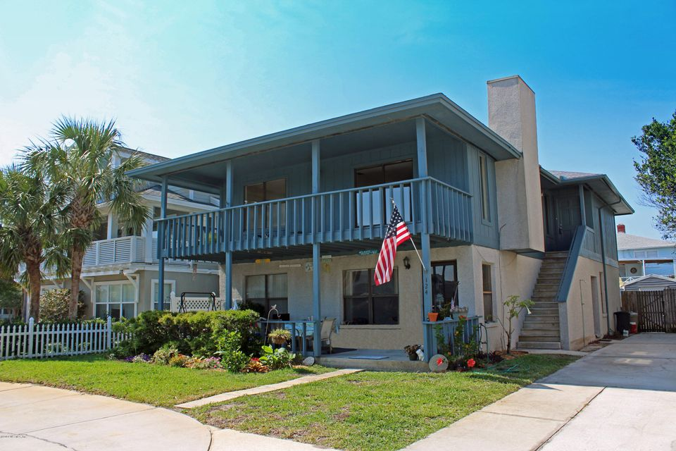 124 HOPKINS,NEPTUNE BEACH,FLORIDA 32266,4 Bedrooms Bedrooms,4 BathroomsBathrooms,Residential - single family,HOPKINS,824957