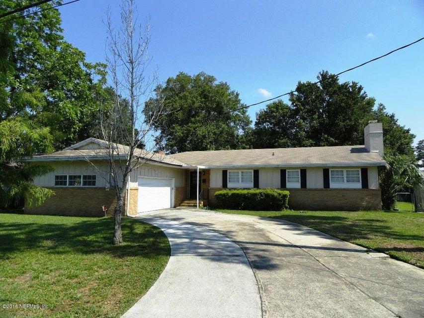 3856 SAN CLERC RD, JACKSONVILLE, FL 32217