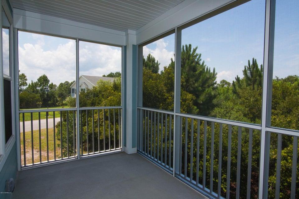 Upstairs Screened Balcony