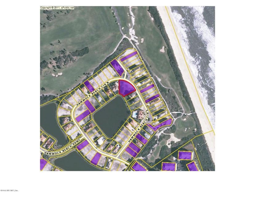 67 HAMMOCK BEACH CIRCLE N,PALM COAST,FLORIDA 32137,Vacant land,HAMMOCK BEACH CIRCLE N,834815