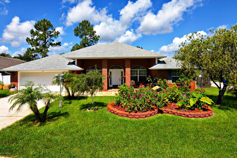 16 ROXBORO DR.,PALM COAST,FLORIDA 32164,4 Bedrooms Bedrooms,2 BathroomsBathrooms,Residential - single family,ROXBORO DR.,836449