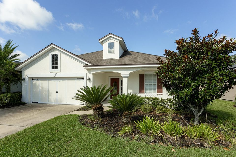 1809 CROSS POINTE,ST AUGUSTINE,FLORIDA 32092,3 Bedrooms Bedrooms,2 BathroomsBathrooms,Residential - single family,CROSS POINTE,836791