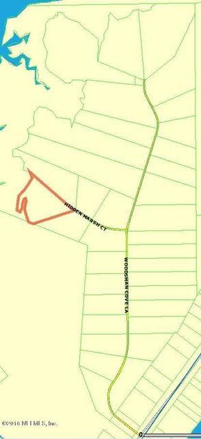 HIDDEN MARSH,JACKSONVILLE,FLORIDA 32226,Vacant land,HIDDEN MARSH,838079