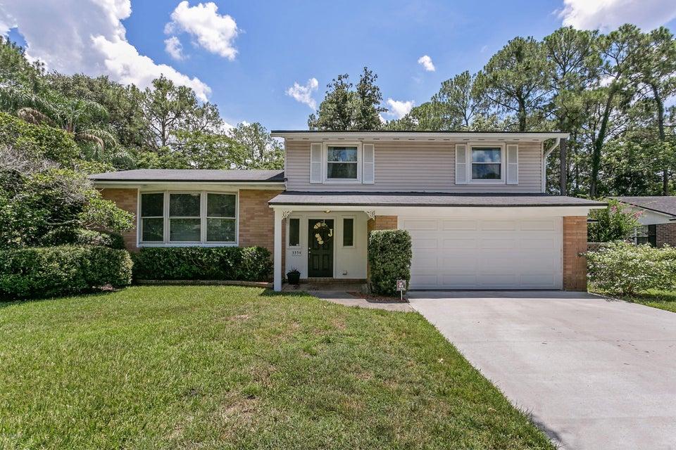 3354 WILKSHIRE LN, JACKSONVILLE, FL 32257