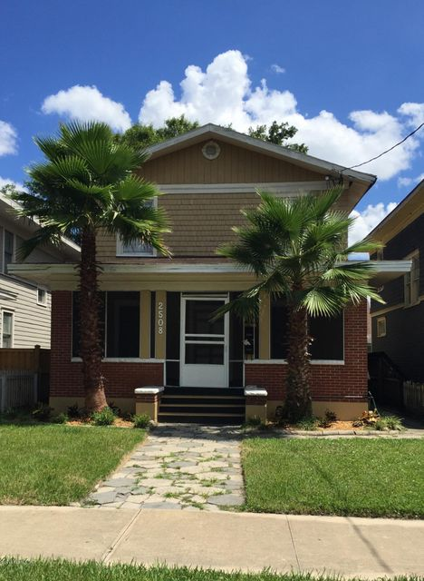2508 POST,JACKSONVILLE,FLORIDA 32204,4 Bedrooms Bedrooms,3 BathroomsBathrooms,Residential - single family,POST,838641