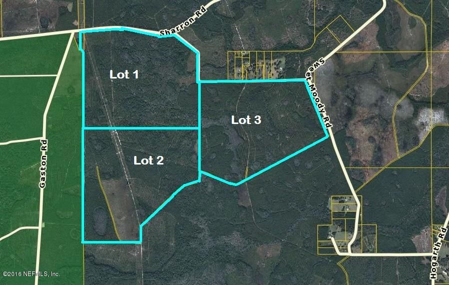 SWEET MOODY,GREEN COVE SPRINGS,FLORIDA 32043,Vacant land,SWEET MOODY,838964