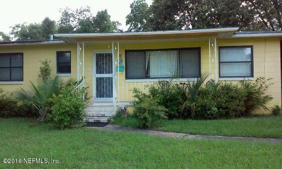 6814 CORDAY,JACKSONVILLE,FLORIDA 32208,3 Bedrooms Bedrooms,1 BathroomBathrooms,Residential - single family,CORDAY,839266