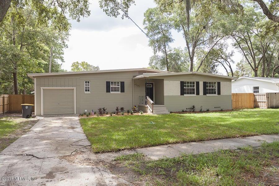 2532 EBERSOL RD, JACKSONVILLE, FL 32216