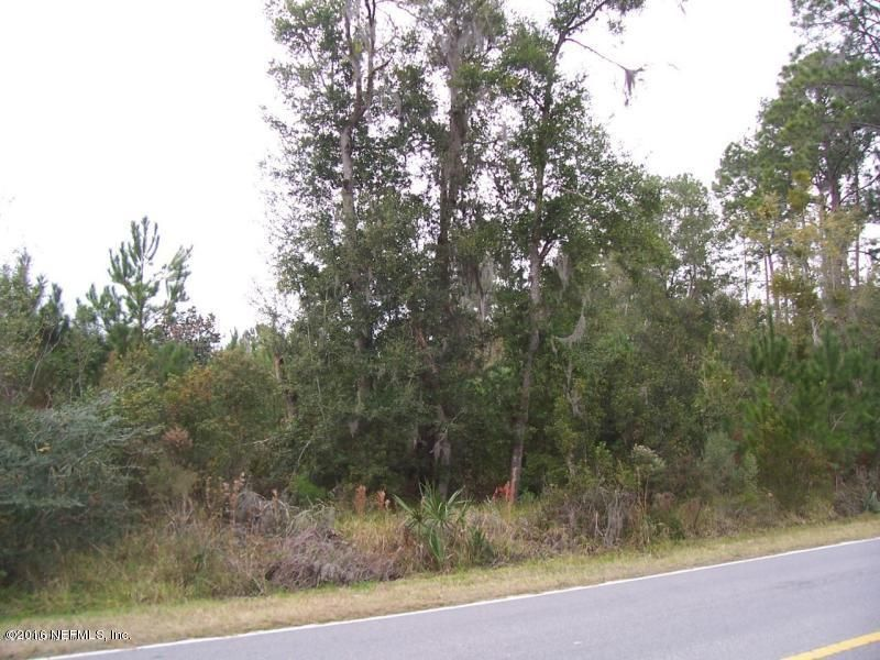 1239 COUNTY RD 309,CRESCENT CITY,FLORIDA 32112,Vacant land,COUNTY RD 309,756211