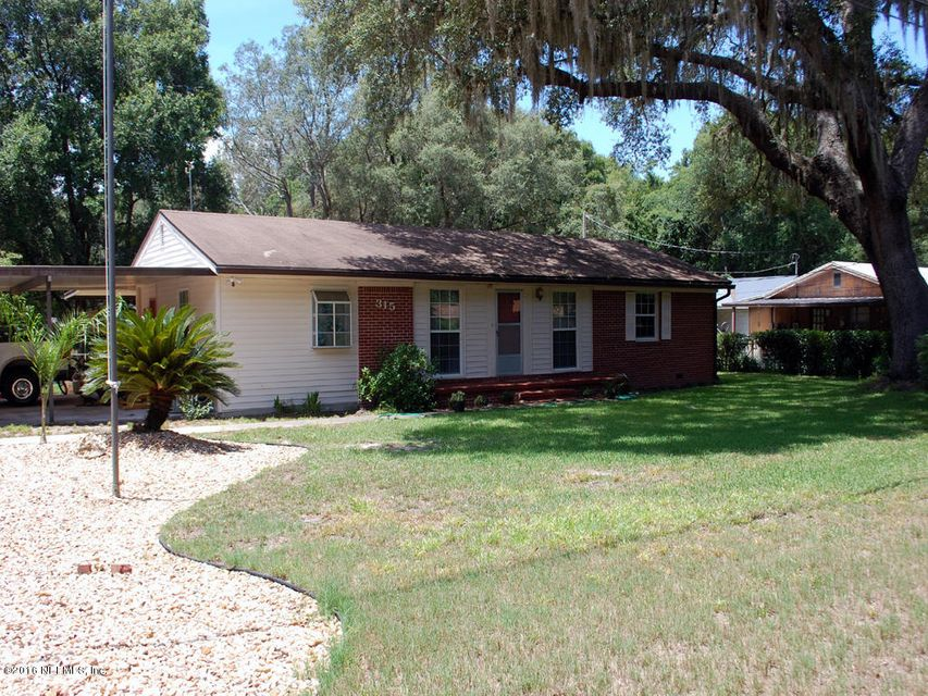 315 GROVE,KEYSTONE HEIGHTS,FLORIDA 32656,4 Bedrooms Bedrooms,2 BathroomsBathrooms,Residential - single family,GROVE,839566