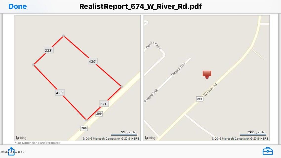 574 RIVER,PALATKA,FLORIDA 32177,Vacant land,RIVER,839706