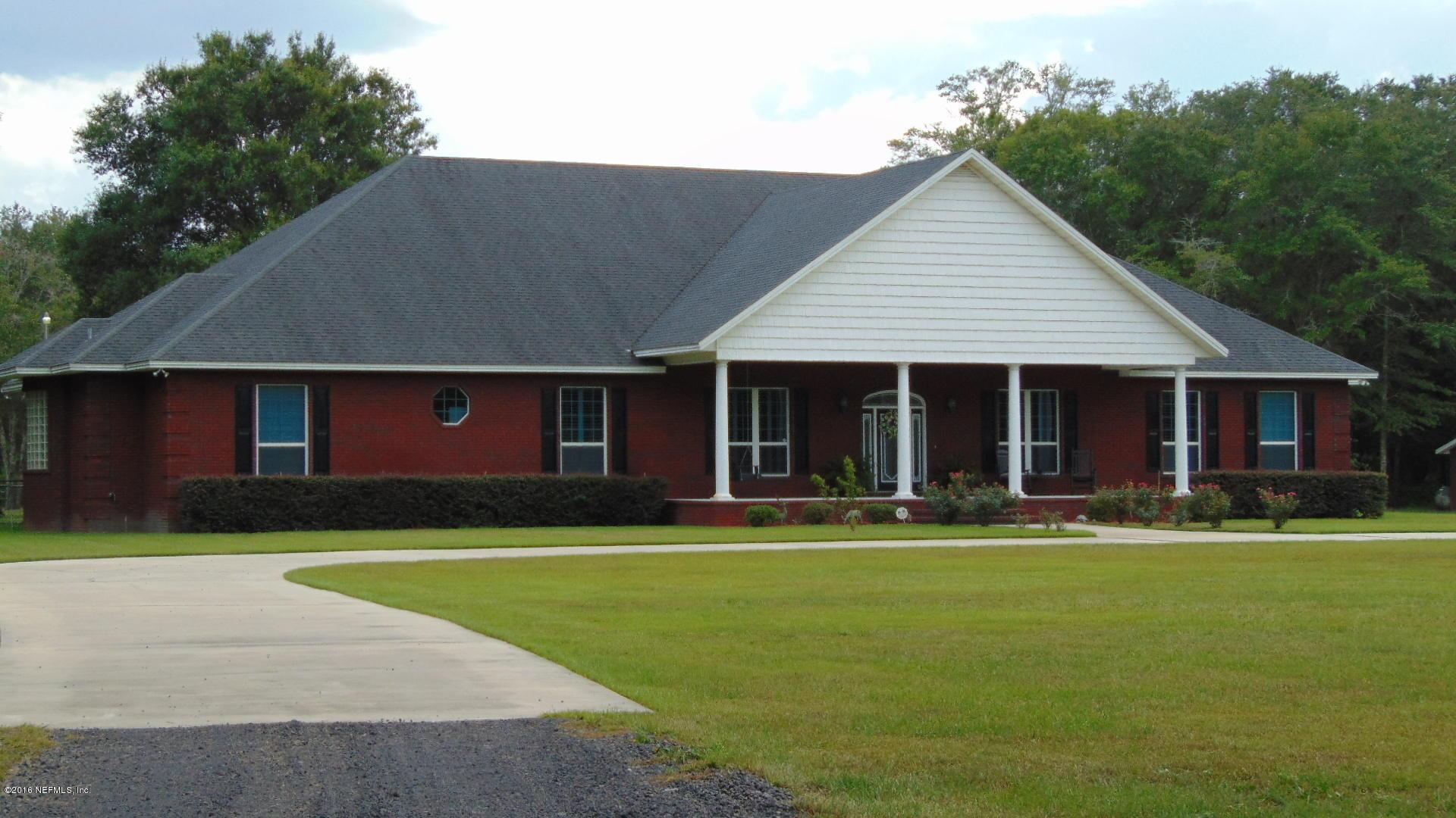 8140 NO ROAD,MACCLENNY,FLORIDA 32063-7526,5 Bedrooms Bedrooms,6 BathroomsBathrooms,Residential - single family,NO ROAD,840424