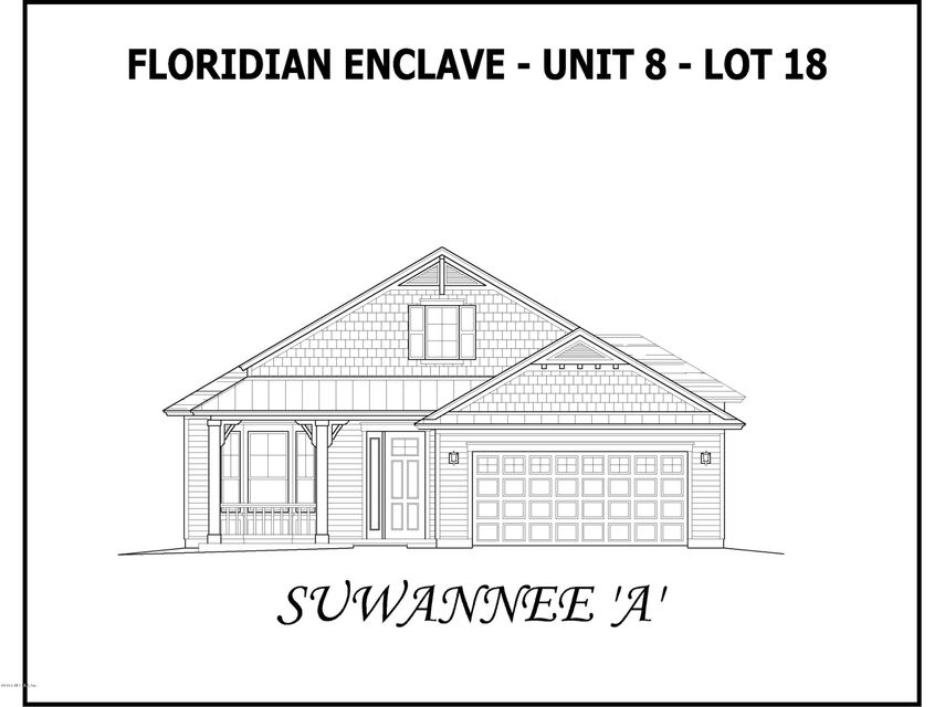85192 FLORIDIAN,FERNANDINA BEACH,FLORIDA 32034,3 Bedrooms Bedrooms,2 BathroomsBathrooms,Residential - single family,FLORIDIAN,841188