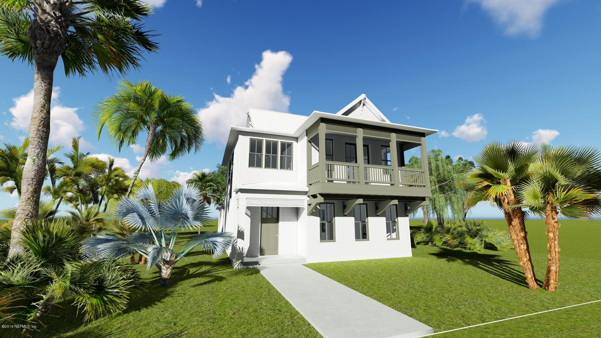 205 ALCAZAR,ST AUGUSTINE,FLORIDA 32080,3 Bedrooms Bedrooms,2 BathroomsBathrooms,Residential - single family,ALCAZAR,842252
