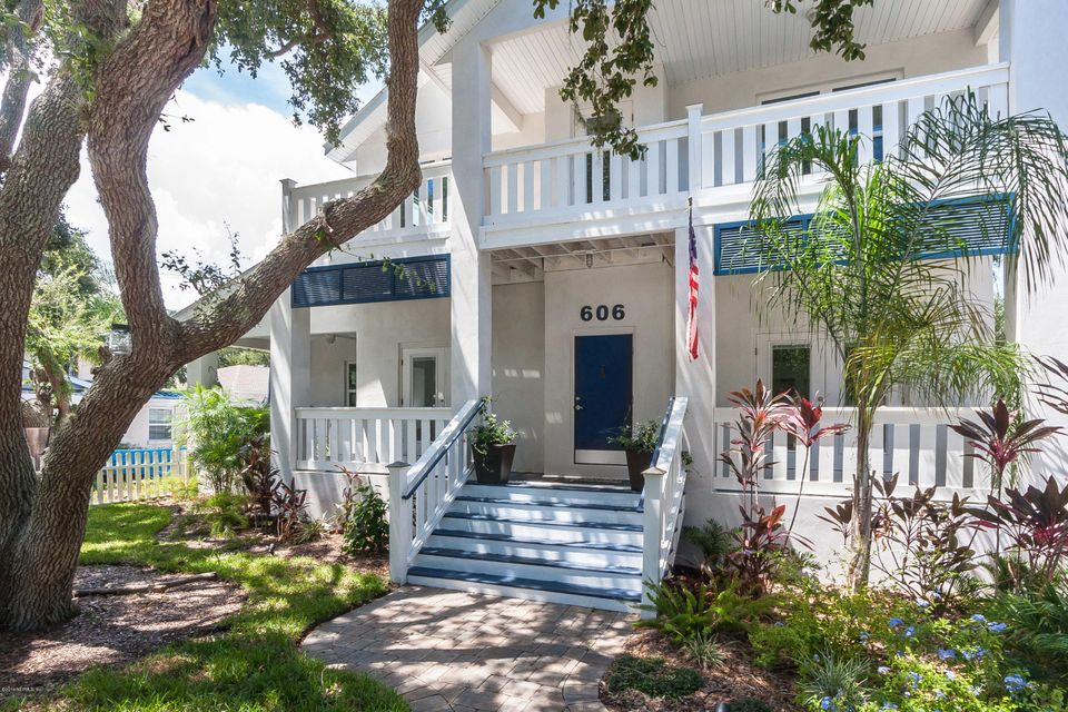 606 BOATING CLUB,ST AUGUSTINE,FLORIDA 32084,3 Bedrooms Bedrooms,2 BathroomsBathrooms,Residential - single family,BOATING CLUB,840653