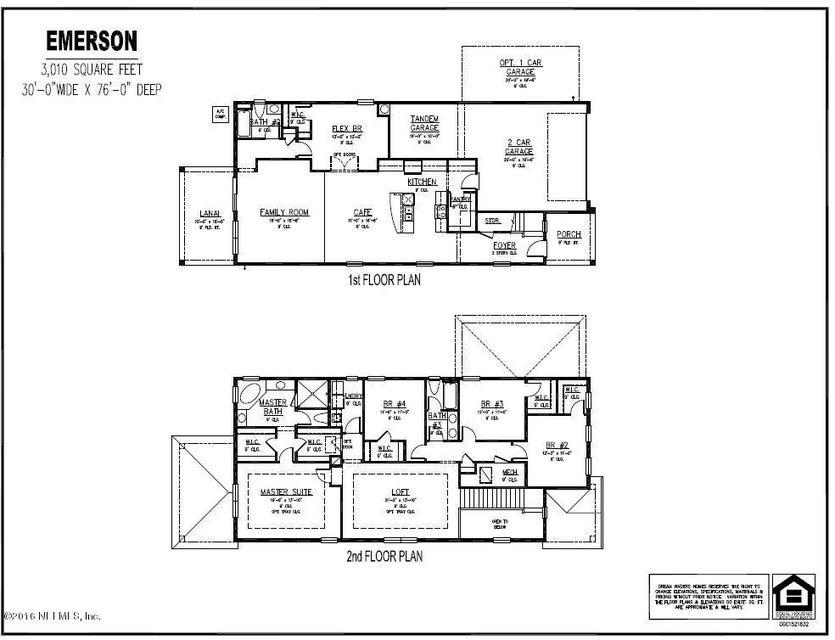 30 FERNBROOK,ST JOHNS,FLORIDA 32259,5 Bedrooms Bedrooms,4 BathroomsBathrooms,Residential - single family,FERNBROOK,843954