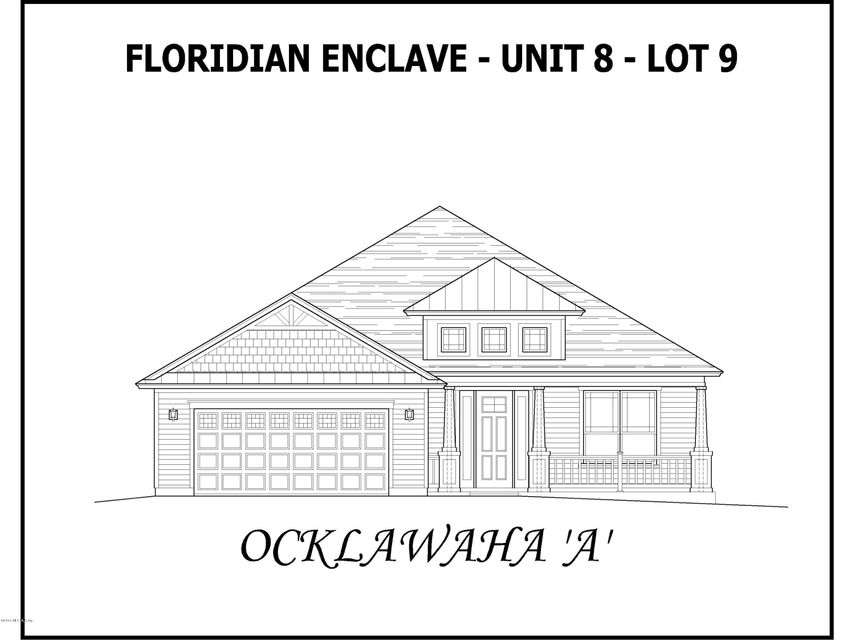 85088 FLORIDIAN,FERNANDINA BEACH,FLORIDA 32034,3 Bedrooms Bedrooms,2 BathroomsBathrooms,Residential - single family,FLORIDIAN,844306