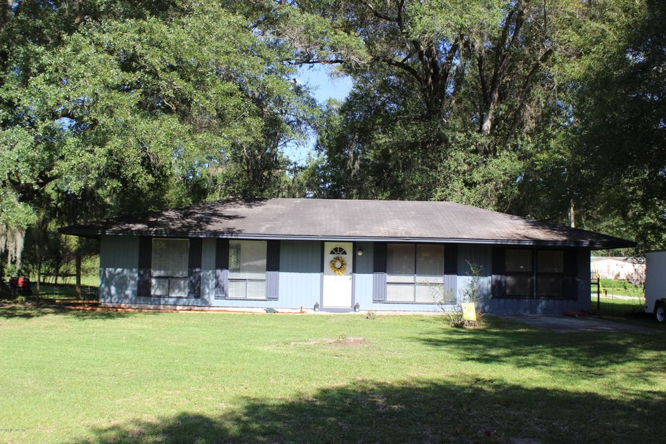13256 233RD,RAIFORD,FLORIDA 32083-2824,3 Bedrooms Bedrooms,1 BathroomBathrooms,Residential - single family,233RD,844722