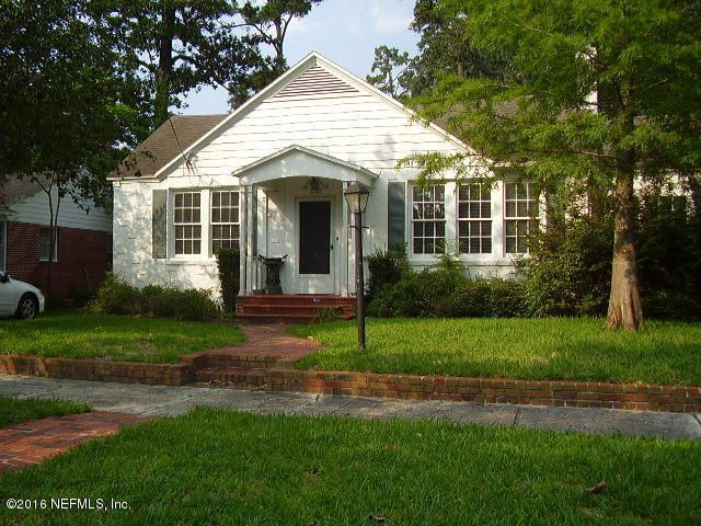2745 SOUTHWOOD,JACKSONVILLE,FLORIDA 32207,3 Bedrooms Bedrooms,1 BathroomBathrooms,Residential - single family,SOUTHWOOD,845372