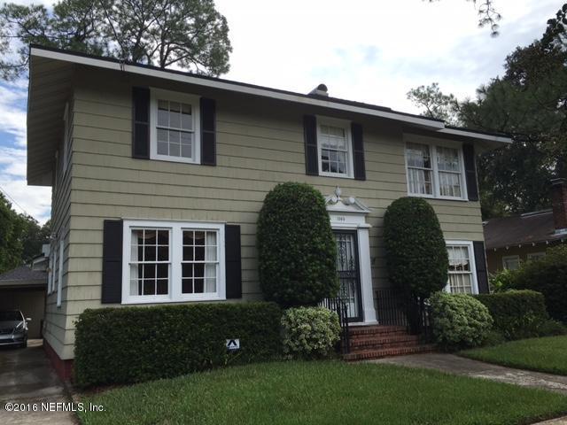 1365 BELVEDERE,JACKSONVILLE,FLORIDA 32205,3 Bedrooms Bedrooms,2 BathroomsBathrooms,Residential - single family,BELVEDERE,842132