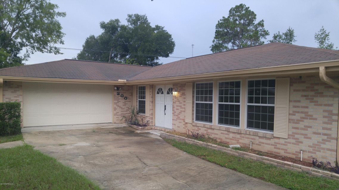 200 DOGWOOD,PALATKA,FLORIDA 32177,4 Bedrooms Bedrooms,3 BathroomsBathrooms,Residential - single family,DOGWOOD,849553